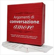 Cover-Bild zu Argomenti di Conversazione Amore