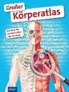 Cover-Bild zu Großer Körperatlas von Zysk, Stefanie