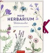 Cover-Bild zu Mein Herbarium: Blütenzauber von Zysk, Stefanie