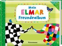 Cover-Bild zu McKee, David: Mein Elmar Freundealbum