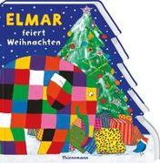 Cover-Bild zu McKee, David: Elmar: Elmar feiert Weihnachten