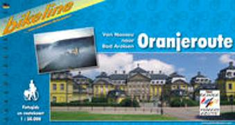 Cover-Bild zu Oranjeroute. 1:50'000
