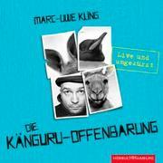 Cover-Bild zu Die Känguru-Offenbarung (Känguru 3) von Kling, Marc-Uwe