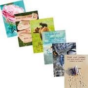 Cover-Bild zu Weisheits-Postkarten-Set Hochformat