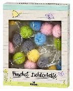 Cover-Bild zu Puschel-Lichterkette