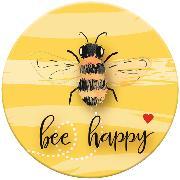 Cover-Bild zu Magnet rund Bee Happy