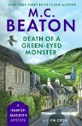 Cover-Bild zu Death of a Green-Eyed Monster (eBook)