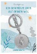 Cover-Bild zu Christophorus-Schlüsselanhänger - Ich beschütze dich auf deinem Weg von Kim, Mihwa (Illustr.)