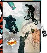 Cover-Bild zu Tagebuch - Sport