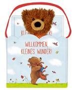 Cover-Bild zu Geschenkset - BabyBär - Willkommen, kleines Wunder! von Reider, Katja