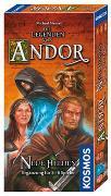 Cover-Bild zu Die Legenden von Andor - Erweiterung - Neue Helden