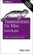 Cover-Bild zu Tastenkürzel für Mac - kurz & gut von Kiefer, Philip