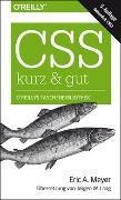 Cover-Bild zu CSS - kurz & gut von Meyer, Eric A.