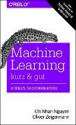Cover-Bild zu Machine Learning - kurz & gut von Nguyen, Chi Nhan