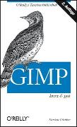 Cover-Bild zu GIMP - kurz & gut von Günther, Karsten