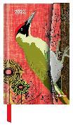 Cover-Bild zu Birds 2022 - Diary - Buchkalender - Taschenkalender - 10x15