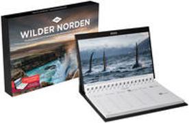 Cover-Bild zu Wilder Norden Tischkalender 2022