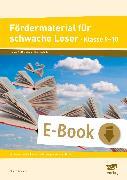 Cover-Bild zu Fördermaterial für schwache Leser - Klasse 9-10 (eBook) von Angioni, Milena