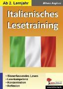 Cover-Bild zu Italienisches Lesetraining (eBook) von Angioni, Milena