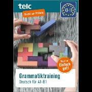 Cover-Bild zu Grammatiktraining Deutsch für A1-B1 von Angioni, Milena