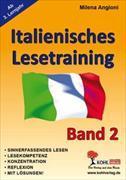 Cover-Bild zu Italienisches Lesetraining - Band 2 von Angioni, Milena