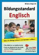 Cover-Bild zu Bildungsstandard Englisch (eBook) von Angioni, Milena