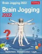 Cover-Bild zu Brain Jogging Kalender 2022