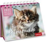 Cover-Bild zu Für Katzenfreunde 2022