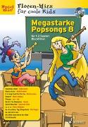 Cover-Bild zu Bye, Uwe (Instr.): Megastarke Popsongs