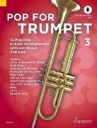 Cover-Bild zu Bye, Uwe (Instr.): Pop For Trumpet 3