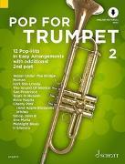 Cover-Bild zu Bye, Uwe (Instr.): Pop For Trumpet 2