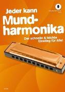 Cover-Bild zu Bye, Uwe (Hrsg.): Jeder kann Mundharmonika