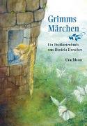 """Cover-Bild zu Postkartenbuch """"Grimms Märchen"""""""