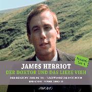 Cover-Bild zu Der Doktor und das liebe Vieh: Der geschätzige Peter & Nachtragende Patienten (Audio Download) von Herriot, James