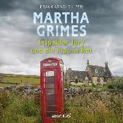 Cover-Bild zu Inspektor Jury und die Frau in Rot (Audio Download) von Grimes, Martha