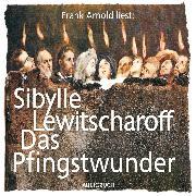 Cover-Bild zu Das Pfingstwunder (Audio Download) von Lewitscharoff, Sibylle