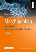 Cover-Bild zu Maschinenbau