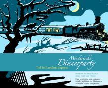 Cover-Bild zu Mörderische Dinnerparty. Tod im London-Express