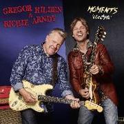 Cover-Bild zu Moments 'electric' von Hilden, Gregor