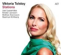 Cover-Bild zu Viktoria Tolstoy: Stations von Tolstoy, Viktoria (Solist)