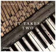Cover-Bild zu Myriam Alter: It Takes Two von Alter, Myriam (Solist)