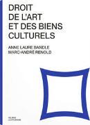 Cover-Bild zu Droit de l'art et des biens culturels