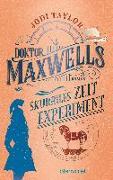 Cover-Bild zu Doktor Maxwells skurriles Zeitexperiment von Taylor, Jodi