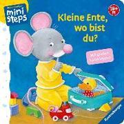 Cover-Bild zu Kleine Ente, wo bist du? von Rübel, Doris