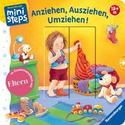 Cover-Bild zu Anziehen, Ausziehen, Umziehen! von Grimm, Sandra
