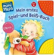 Cover-Bild zu Mein erstes Spiel- und Beiß-Buch von Schwarz, Regina