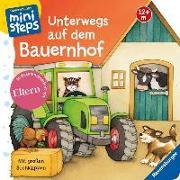 Cover-Bild zu Unterwegs auf dem Bauernhof von Cuno, Sabine
