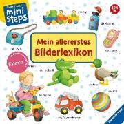 Cover-Bild zu Mein allererstes Bilderlexikon von Neubacher-Fesser, Monika