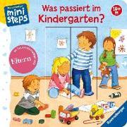 Cover-Bild zu Was passiert im Kindergarten? von Grimm, Sandra