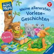 Cover-Bild zu Meine allerersten Vorlesegeschichten von Grimm, Sandra